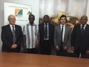 A la Fédération Ivoirienne des PME-PMI