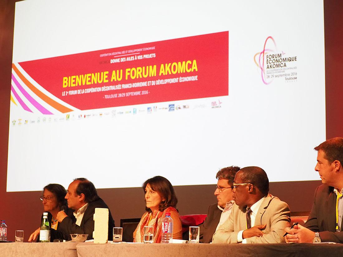Forum Akomca