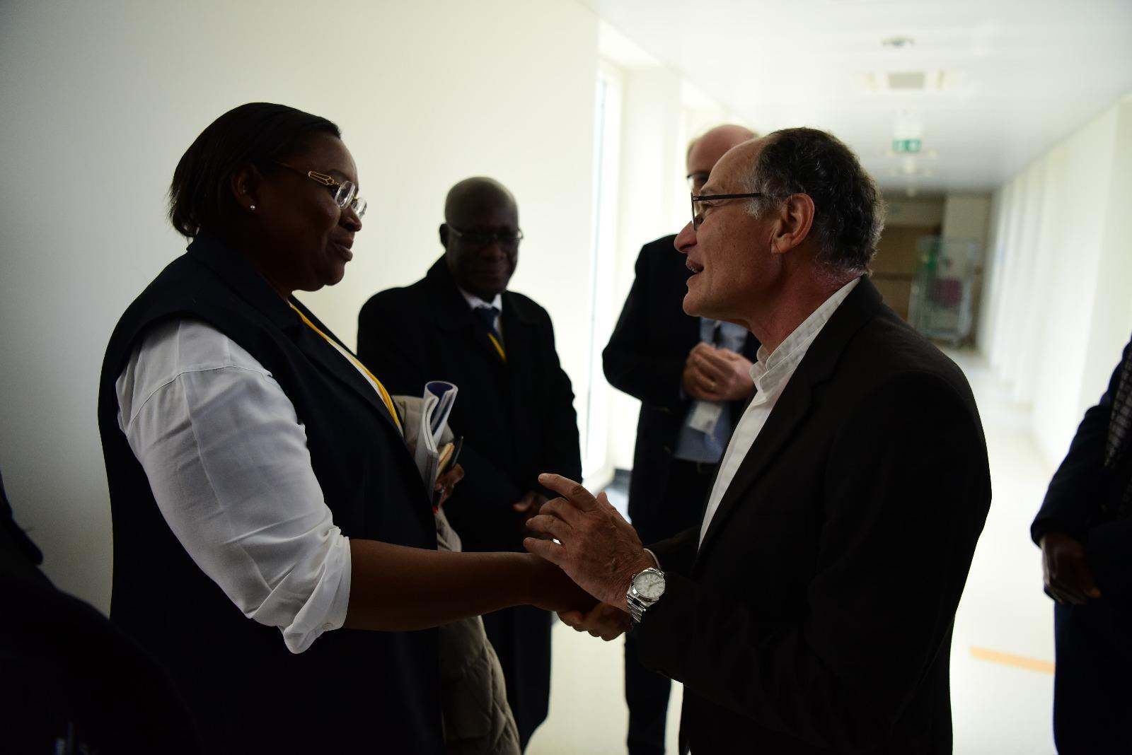 Dr Judith DIDI KOUKO COULIBALY & Pr Michel ATTAL
