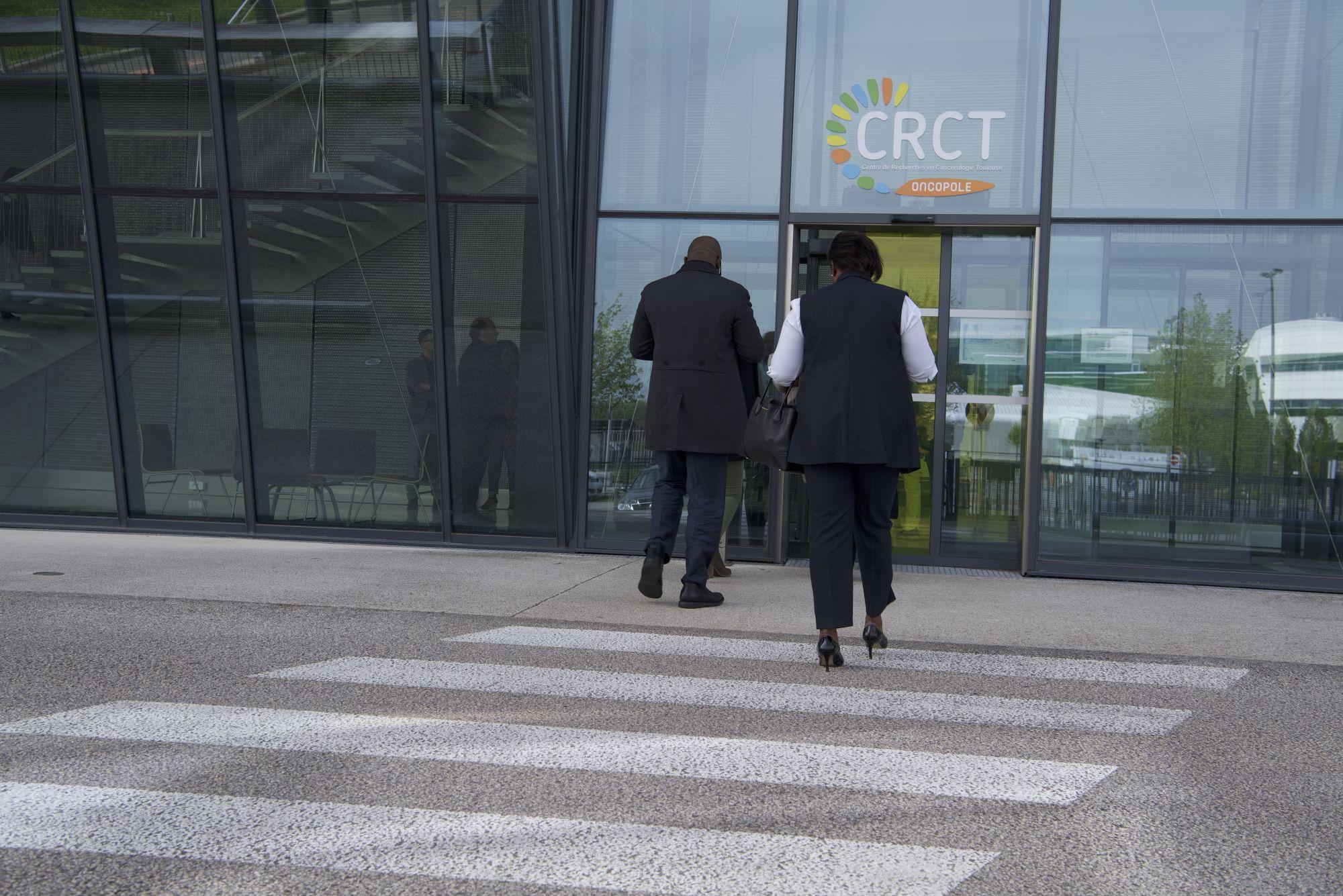 Centre de Recherches en Cancérologie de Toulouse (CRCT)