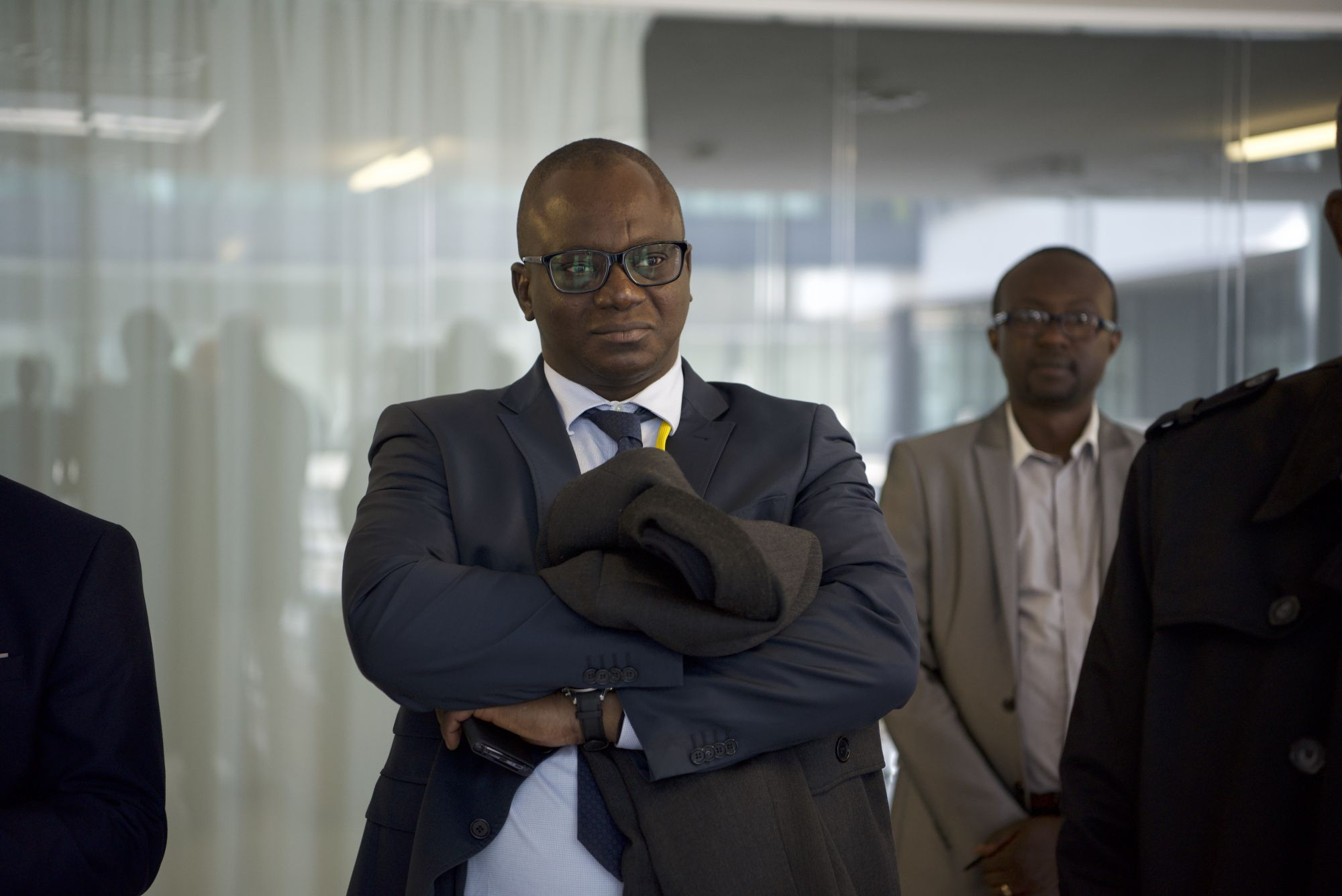 Mr Moussa Kenneye KODIO